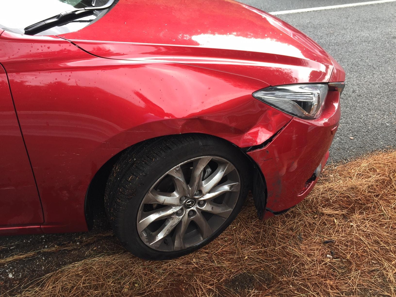 Mazda 3 seitlich