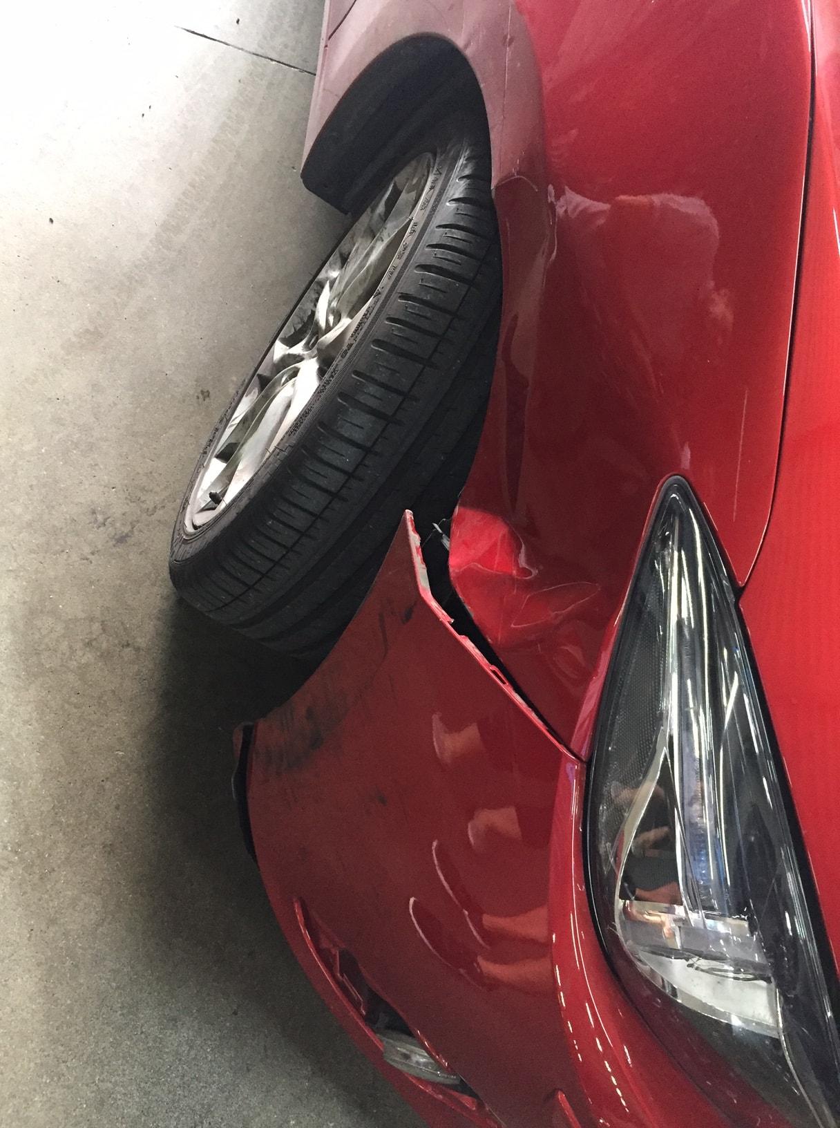 Mazda 3 von oben